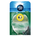 TOILETBLOK AMBI PUR TEA TREE & PINE 55ML NAVULBAAR