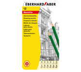 POTLOOD EBERHARD FABER HARDTEGRADEN IN ETUI ASS
