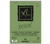TEKENBLOK CANSON XL DESSIN A4 160GR 50V SPIRAAL