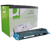 TONERCARTRIDGE Q-CONNECT HP Q6000A 2.5K ZWART