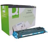 TONERCARTRIDGE Q-CONNECT HP Q6001A 2K BLAUW
