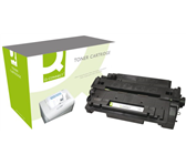 TONERCARTRIDGE Q-CONNECT HP CE255A 6K ZWART
