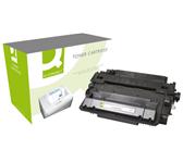 TONERCARTRIDGE Q-CONNECT HP CE255X 12.5K ZWART