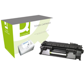 TONERCARTRIDGE Q-CONNECT HP CE505A 2.3K ZWART