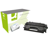 TONERCARTRIDGE Q-CONNECT HP CE505X 6.5K ZWART