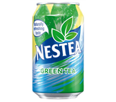 FRISDRANK NESTEA GREEN TEA 0.33L BLIKJE