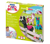 KLEI FIMO KIDS STAEDTLER FORM & PLAY PONY