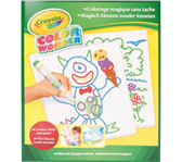 TEKENBOEK CRAYOLA COLOR WONDER NEUTRAAL 30BLZ