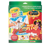 KLEUR BOX CRAYOLA COLOR WONDER PIET PIRAAT