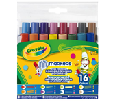 VILTSTIFT CRAYOLA PIPSQUEAKS MINI MET FANTASIEPUNT