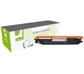TONERCARTRIDGE Q-CONNECT HP CE310A 1.2K ZWART