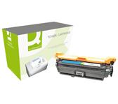 TONERCARTRIDGE Q-CONNECT HP CE401A 6K BLAUW