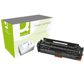 TONERCARTRIDGE Q-CONNECT HP CE410A 2.2K ZWART
