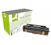 TONERCARTRIDGE Q-CONNECT HP CE410X 4K ZWART