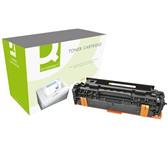 TONERCARTRIDGE Q-CONNECT HP CE411A 2.6K BLAUW