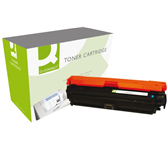 TONERCARTRIDGE Q-CONNECT HP CE741A 7.3K BLAUW