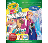 KLEUR BOX CRAYOLA COLOR WONDER FROZEN