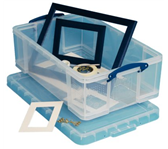 OPBERGBOX REALLY USEFUL 50LITER 710X440X230MM