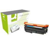 TONERCARTRIDGE Q-CONNECT HP CF031A 12.5K BLAUW