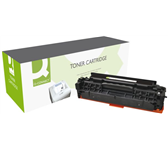 TONERCARTRIDGE Q-CONNECT HP CF380A 2.4K ZWART