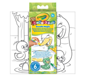 KLEURBOEK CRAYOLA MINIKIDS MAGIC