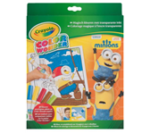 COLOR WONDER BOX CRAYOLA MINIONS