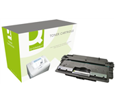 TONERCARTRIDGE Q-CONNECT HP CF214X 17.5K ZWART