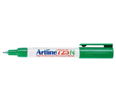 FINELINER ARTLINE 725 ROND 0.4MM GROEN