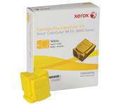 INKCARTRIDGE XEROX 108R00956 2X GEEL
