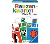 SPEL RAVENSBURGER DICK BRUNA REUZENKWARTET