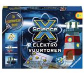 EXPERIMENTEERDOOS RAVENSBURGER SCIENCEX VUURTOREN