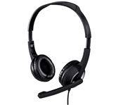 HEADSET HAMA HS-P150 PC ON EAR ZWART