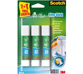 LIJMSTIFT 3M SCOTCH 21GR 2+1 GRATIS