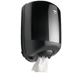 DISPENSER SATINO BLACK POETSROL MIDI
