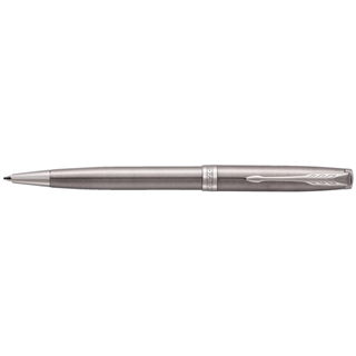 BALPEN PARKER SONNET BRUSHED STEEL CT M