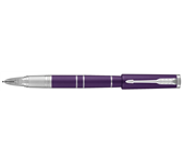 5TH PEN PARKER INGENUITY DE LUXE SLIM BLUE VIOLET CT