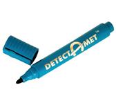 VILTSTIFT DETECTIE DETECTAMENT ROND BLAUW
