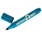 VILTSTIFT DETECTIE DETECTAMENT WHITEBOARD ROND BL