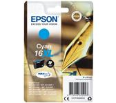 INKCARTRIDGE EPSON 16XL T1632 BLAUW