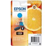 INKCARTRIDGE EPSON 33XL T3362 BLAUW