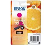 INKCARTRIDGE EPSON 33XL T3363 ROOD