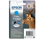 INKCARTRIDGE EPSON T1302 XL BLAUW