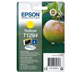 INKCARTRIDGE EPSON T1294 L GEEL