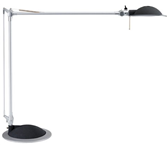 BUREAULAMP MAUL BUSINESS LED ZILVER