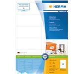 ETIKET HERMA 4457 105X48MM PREMIUM A4 1200ST
