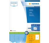 ETIKET HERMA 4458 200X297MM PREMIUM A4 100ST