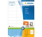 ETIKET HERMA 4455 70X25.4MM PREMIUM A4 3300ST