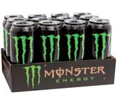 ENERGY DRANK MONSTER BLIKJE 0.50L
