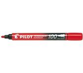 VILTSTIFT PILOT SCA-100-R ROND 1MM ROOD