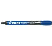 VILTSTIFT PILOT SCA-100-L ROND 1MM BLAUW
